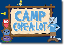 Kendall Camp Cope-A-Lot Program for anxious youth